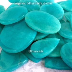 Amazonite Top Quality With Various Size Shape Calibrated Size Customized Stone