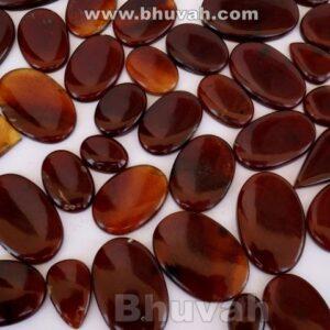Gemstone - Stone - Cabochon - Gems - Amber - Gifts
