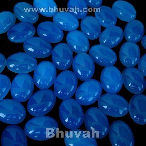 Gemstone - Stone - Cabochon - Gems - Chalcedony - Gifts