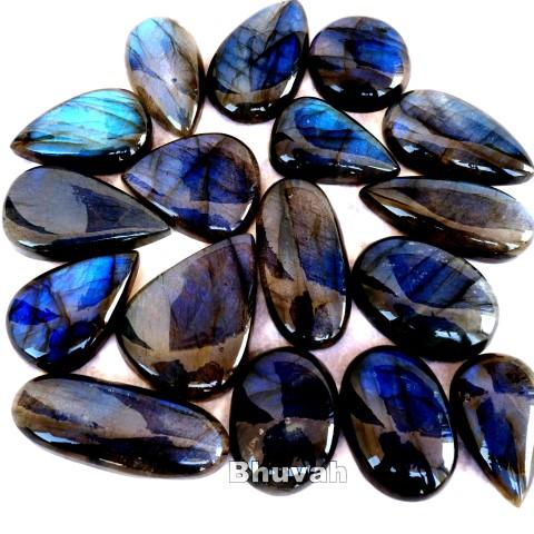Gemstone - Stone - Cabochon - Gems - Labradorite - Gifts