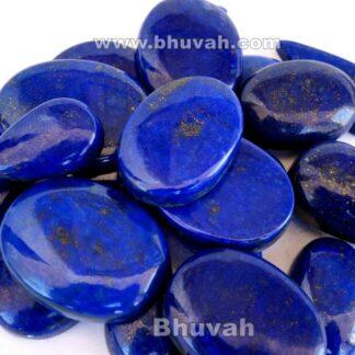 Gemstone - Stone - Cabochon - Gems - Lapis Lazuli - Gifts