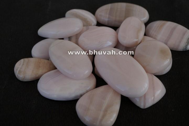 pink aragonite