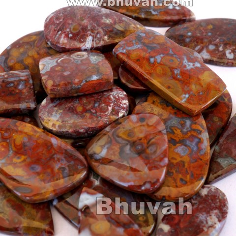 red plume agate