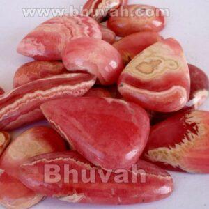 Gemstone - Stone - Cabochon - Gems - Rhodochrosite - Gifts