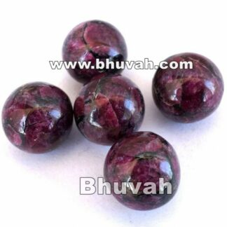 Eudialyte Beads