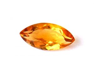 1 PC NATURAL FLAWLESS CITRINE FACETED CUT MARQUISE 8X16 MM