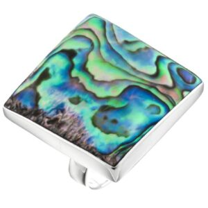 Abalone 925 Sterling Silver Ring