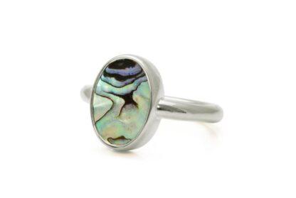 Abalone Ring