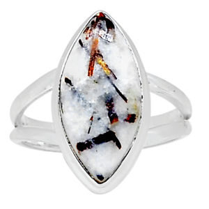 Astrophyllite Stone Ring