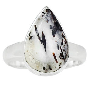 Astrophyllite Stone Rings