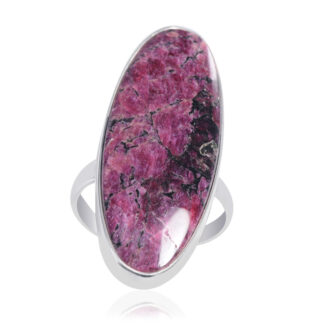 Eudialyte Ring