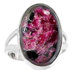 Eudialyte Stone Ring