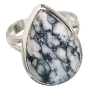 Pinolith Stone Ring
