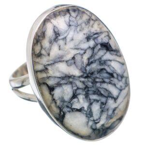 Pinolith Stone Rings
