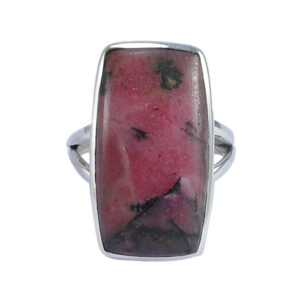 Rhodonite Stone Ring