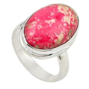 Thulite Stone RingThulite Stone Ring