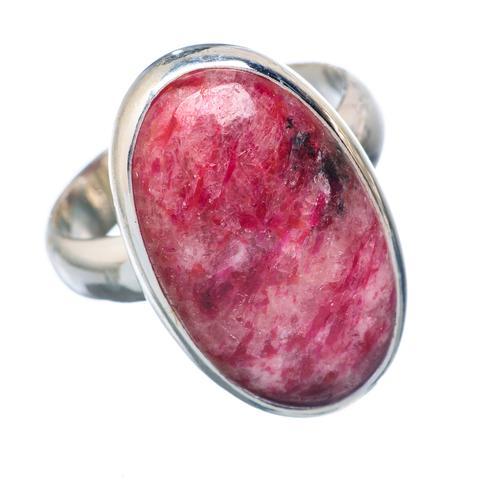 Thulite Stone Rings