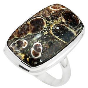 Turritella Stone Ring