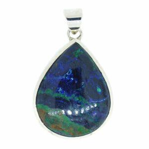 Azurite Malachite Stone Pendant Price