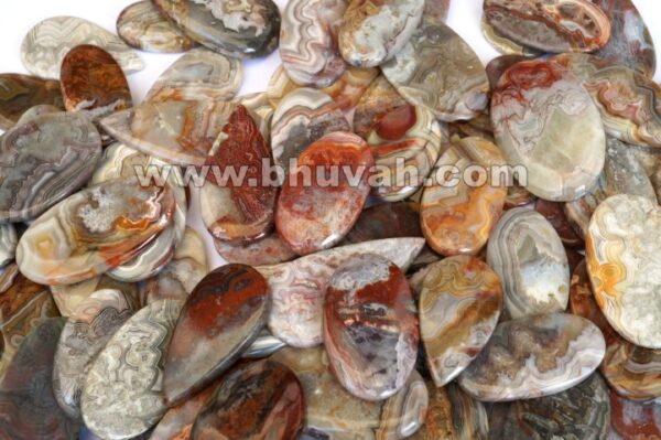Crazy Lace Agate Price Per kg