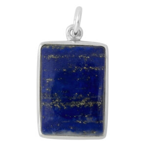 Lapis Lazulit Stone Pendant