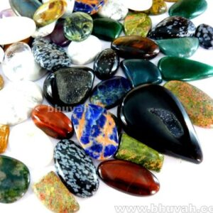 Mix Cabochons Gemstones Stones Price Per Kg