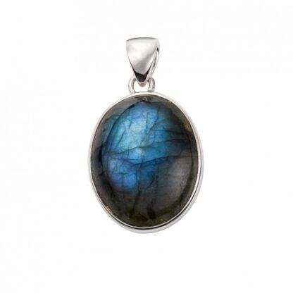 Natural Labradorite Stone Pendant Price