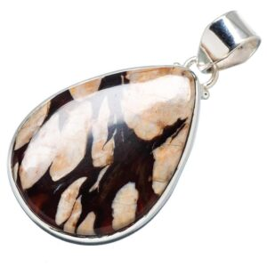 Natural Peanut Wood Jasper Pendant Price