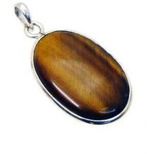 Natural Tiger Eye Stone Pendant Price