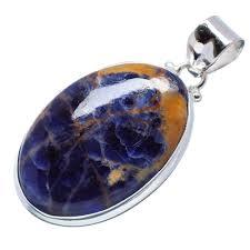 Sodalite Stone Pendant Price
