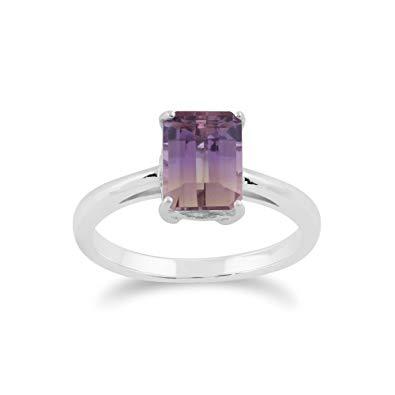 Ametrine Ring