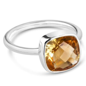 Citrine Ring Price