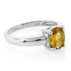 Citrine Stone Ring Price