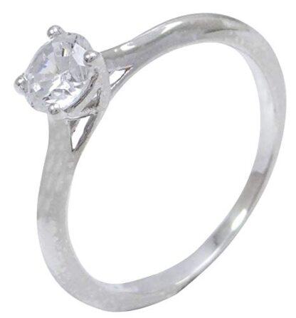 Clear Quartz Ring Price