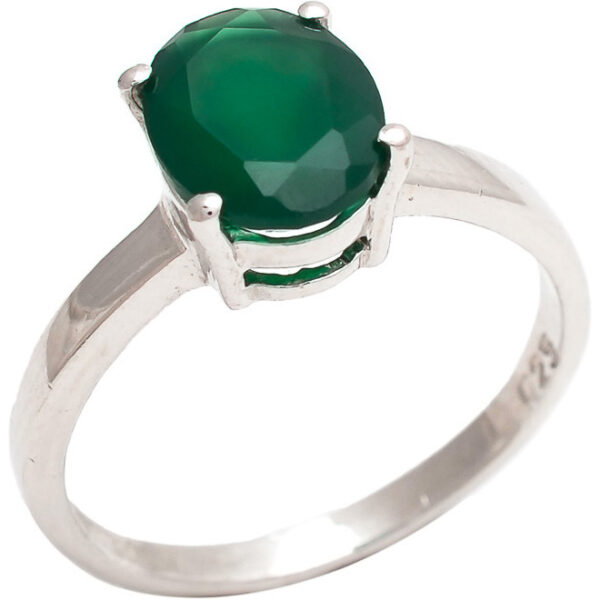 Green Onyx Ring Price