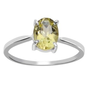 Lemon Quartz Ring Price