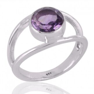 Natural Amethyst Ring Price