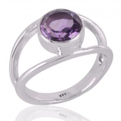 Natural Amethyst Ring Price
