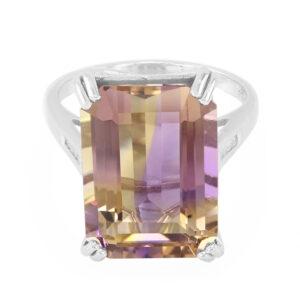 Natural Ametrine Ring Price