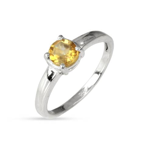 Natural Citrine Ring Price
