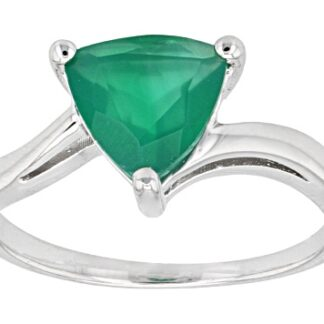 Natural Green Onyx Ring Price