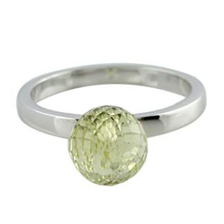 Natural Lemon Quartz Ring Price