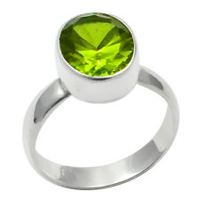 Natural Peridot Ring Price