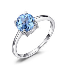 Natural Round Blue Topz Ring Price