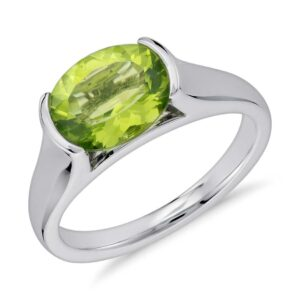 Peridot Ring price