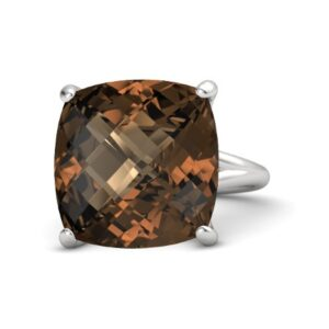 Smoky Quartz Ring Price
