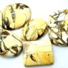 brecciated mookaite cabochon price 5 pieces gemstone stone