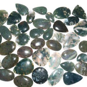 moss agate stone price per kilo