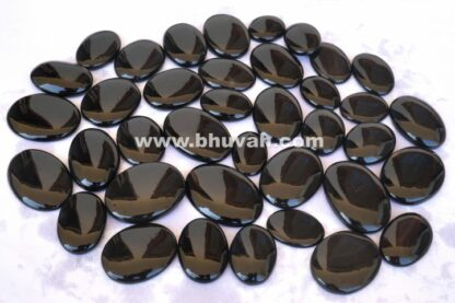 black onyx gemstone cabochon stone 500 carat price