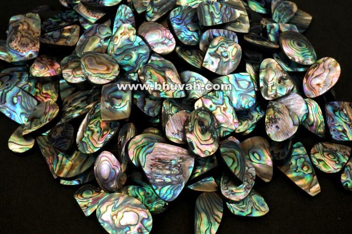 Abalone Shell Stone Gemstone Cabochon Price Per Kilo